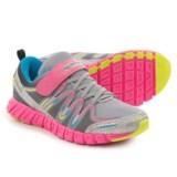 Fila Crater 4 Strap Glitter Running Shoes(For Girls)