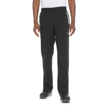 Fila Cycle Woven Pants (For Men) in Black/ Hirise - Closeouts