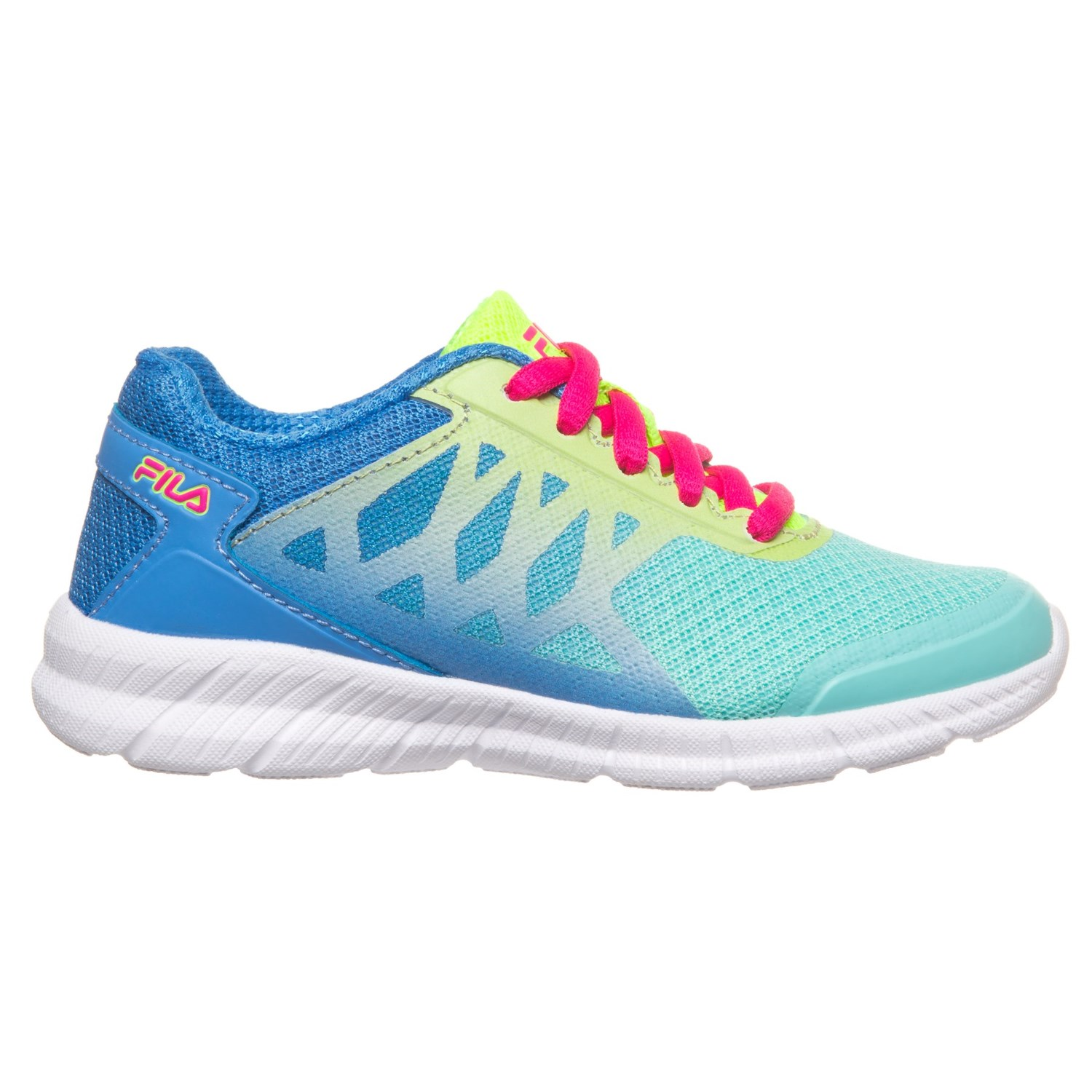 Fila Faction 3 Running Shoes For Girls Save