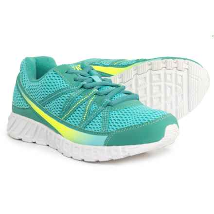 6103e4a12420 Fila Flicker Running Shoes (For Girls) in Aruba Blue Lagoon Safety Yellow ·  Quick View