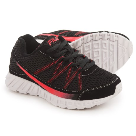 Fila Flicker Running Shoes (For Little and Big Boys)