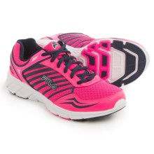 Fila Gamble Running Shoes (For Women) in Knockout Pink/Navy/White - Closeouts
