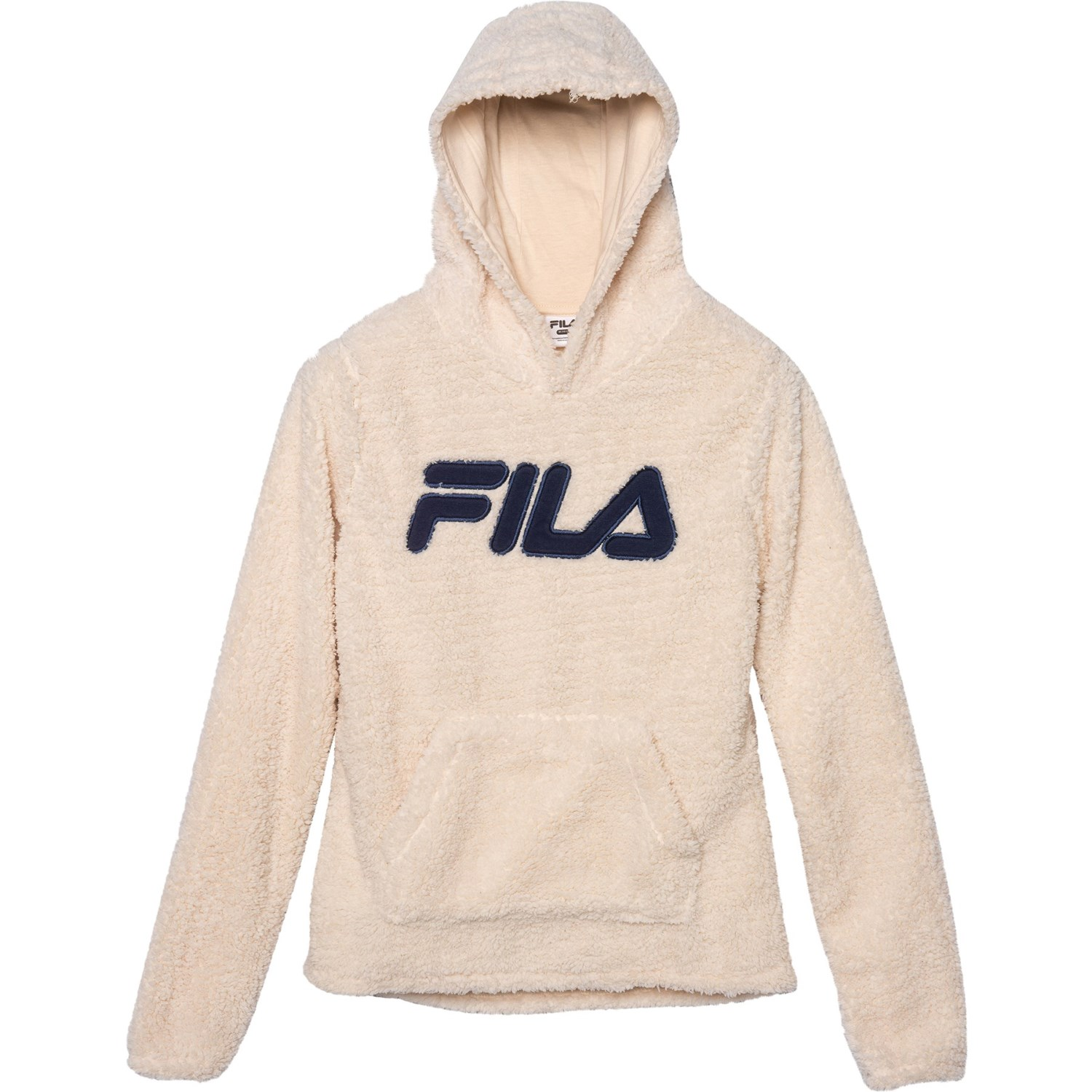 Fila Sherpa Hoodie (For Little and Big Girls) Save 52%