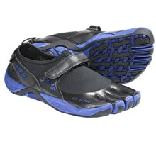 Fila Skele-Toes 3.0 Coastal Water Shoes (For Men) in Black/Prince Blue - Closeouts