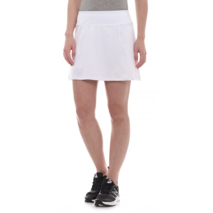 36b25fe9d8464 Heritage Pleated Tennis Skort (For Women) in White - Closeouts