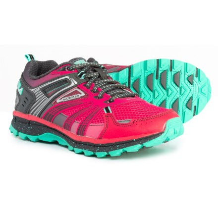 Fila TKO-TR 4.0 Trail Running Shoes (For Women) in Sparkling Cosmo  6e584476d