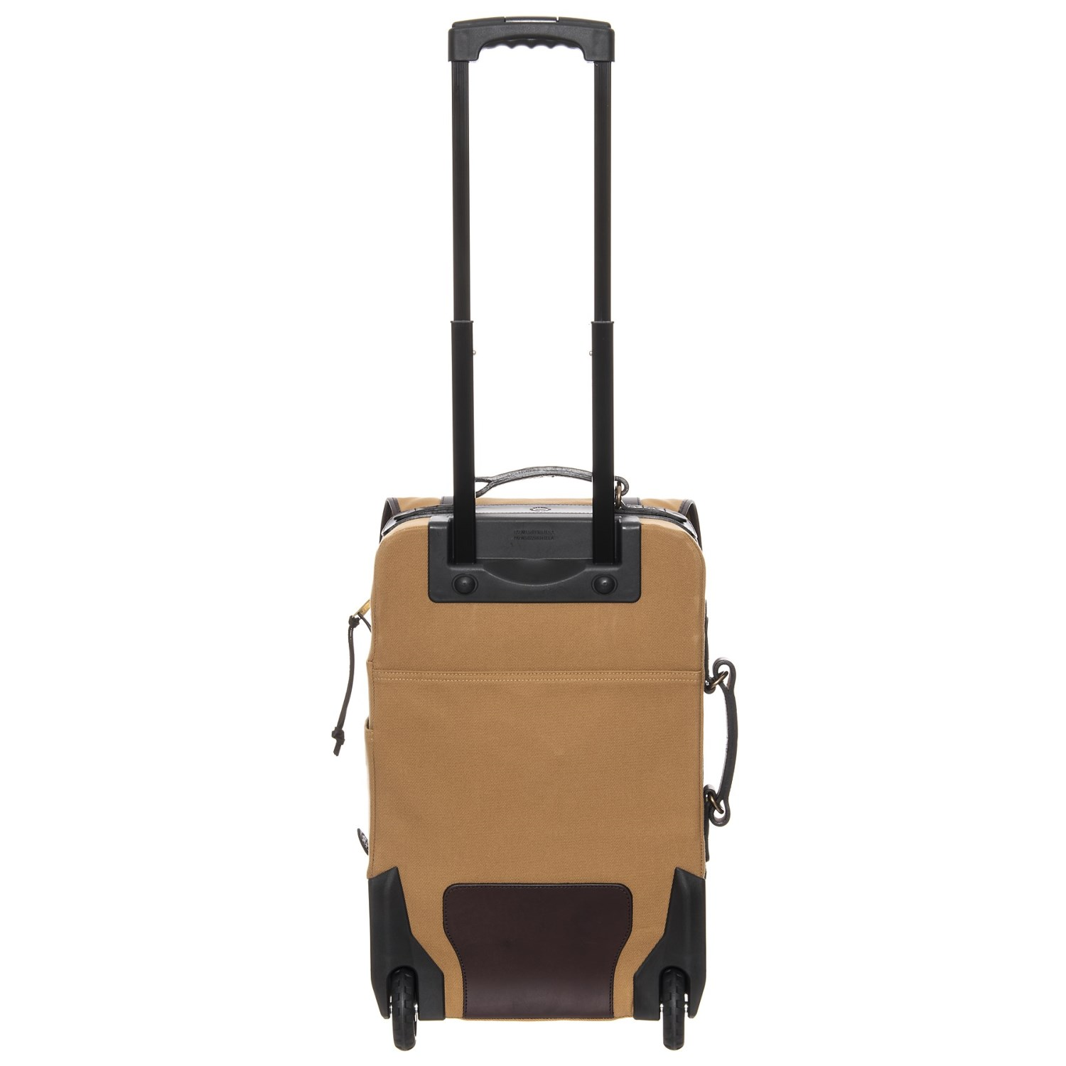 """4137544bdf2 Filson 22"""" Rugged Twill Rolling Carry-On Suitcase - Save 44%"""
