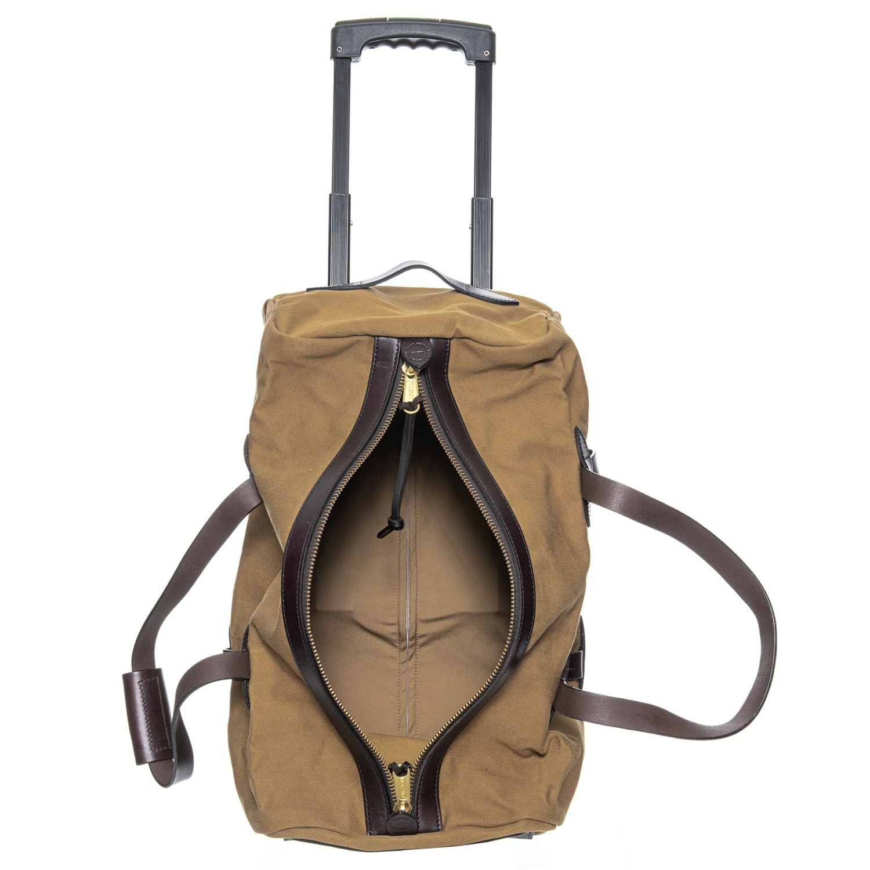 e8ee36011d2a Filson 43L Rugged Twill Rolling Duffel Bag - Small - Save 39%