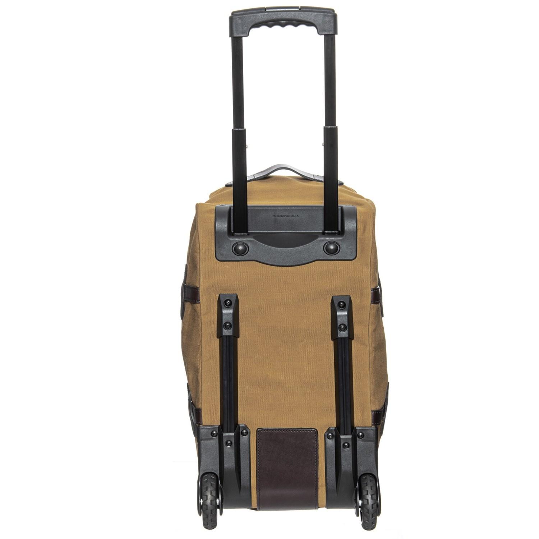 22e8034e2f88 Filson 43L Rugged Twill Rolling Duffel Bag - Small - Save 39%