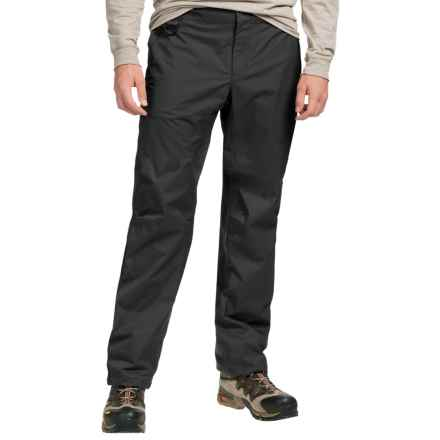 Filson Anglers Rain Pants (For Men) in Black - Closeouts