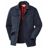 Filson Antique Tin Cloth Barn Coat - Cotton Canvas (For Men)