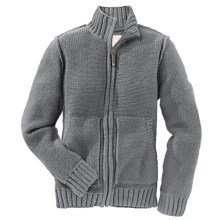 Filson Astoria Sweater (For Women) in Grey - Closeouts