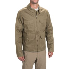 Filson Bell Bomber Jacket - Cotton Canvas (For Men) in Tan - Closeouts
