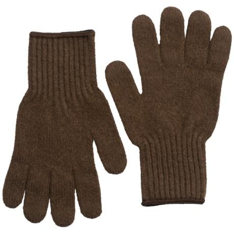Filson Bison Down Knit Gloves (For Men)