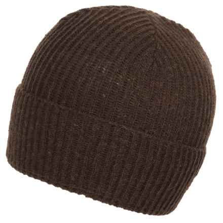 Filson Bison Fisher Beanie (For Men) in Brown - Closeouts