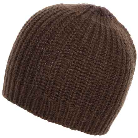 Filson Bison Knit Hat (For Men) in Brown - Closeouts