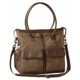 Filson Classic All-Leather Tote Bag