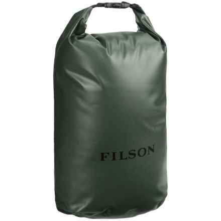 Filson Dry Bag - Waterproof, Medium in Green - Closeouts