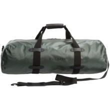 "Filson Dry Duffel Bag - Medium, 25"" in Green - Closeouts"