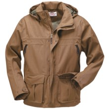 Filson Elliott Bay Jacket - Waterproof (For Men) in Dark Tan - Closeouts