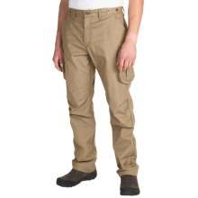 Filson Field Cargo Pants - Cotton Canvas (For Men) in Camel - Closeouts