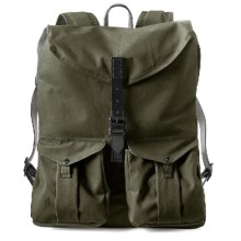 Filson Harvey Backpack in Magnum Black - Closeouts