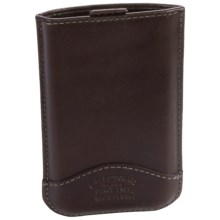 Filson iPhone® Sleeve - Leather in Brown - Closeouts