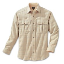 Filson Kingston Plaid Shirt - Long Sleeve (For Men) in Cream - Closeouts