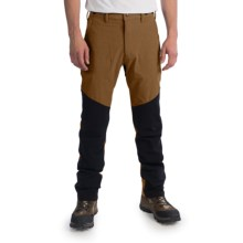 Filson Lean Bush Pants (For Men) in Tan/Black - Closeouts