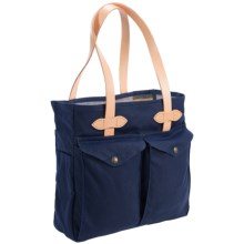 Filson Levis Tote Bag in Indigo - Closeouts