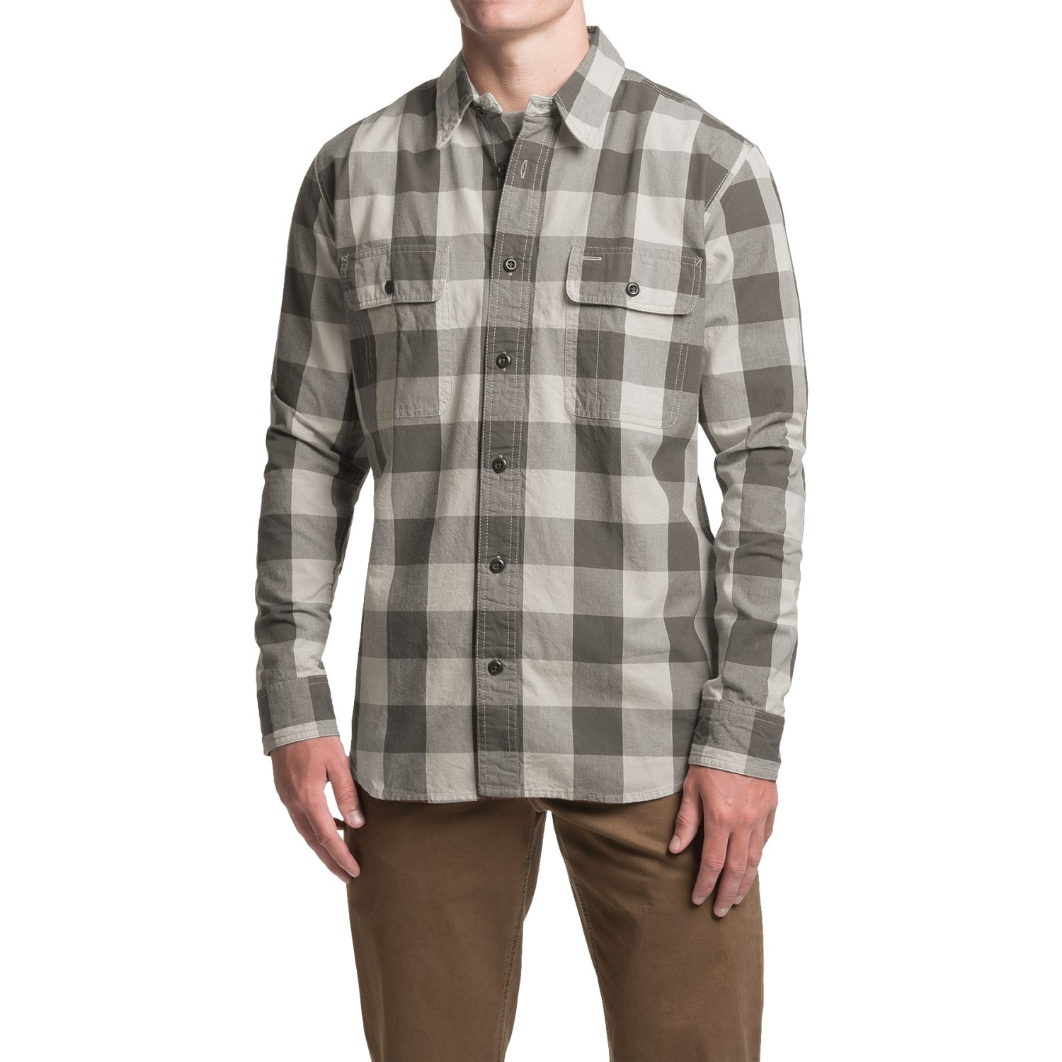 Men's UPF 50+ Sun Protection Outdoor Long Sleeve Shirt Lightweight Quick-Dry Cooling Fishing Shirts $ 26 99 Prime. out of 5 stars Columbia. Men's PFG Tamiami II Long Sleeve Fishing Shirt. from $ 24 99 Prime. out of 5 stars 1, Poulax. Women's Cotton Knitted Long Sleeve Lightweight Tunic Sweatshirt Tops.