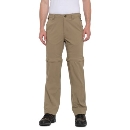 c56391adc5438 Filson Lightweight Trekking Pants - Convertible (For Men) in Gray Khaki