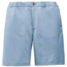 Filson Lightweight Voyage Shorts (For Women) in Oxford Blue - Closeouts