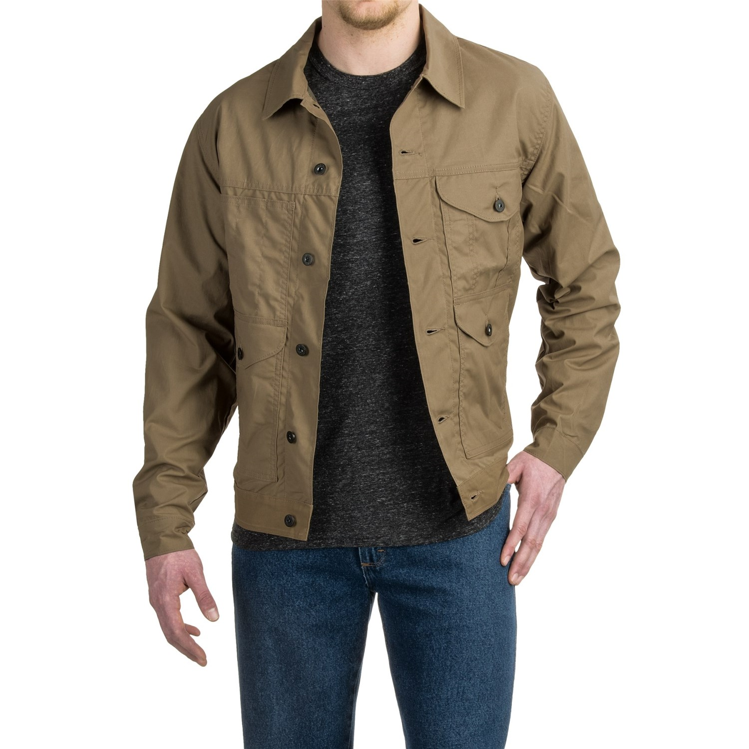 Filson Lined Short Cruiser Jacket (For Men) - Save 33%
