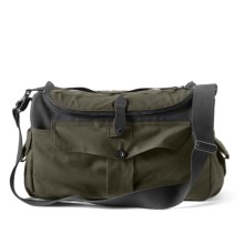 Filson McCurry Sportsman Camera Bag in Magnum Black - Closeouts
