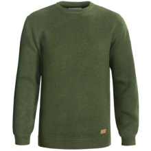 Filson Midweight Sweater - Wool, Crew Neck (For Men) in Loden - Closeouts
