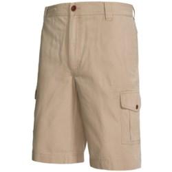 Filson Milton Cargo Shorts (For Men) in Desert Tan