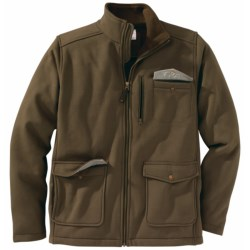Filson Moleskin Fleece Jacket (For Men) in Olive