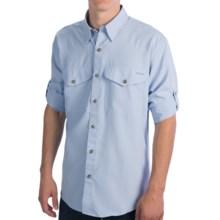 Filson No. 3 Fishing Shirt - UPF 50, Long Sleeve (For Men) in Light Blue - Closeouts