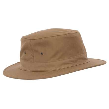 Filson Original Shelter Hat (For Men) in Camel - Closeouts