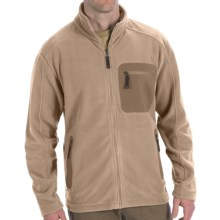 Filson Pathfinder Fleece Jacket (For Men) in Desert Tan - Closeouts
