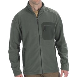 Filson Pathfinder Fleece Jacket (For Men) in Desert Tan