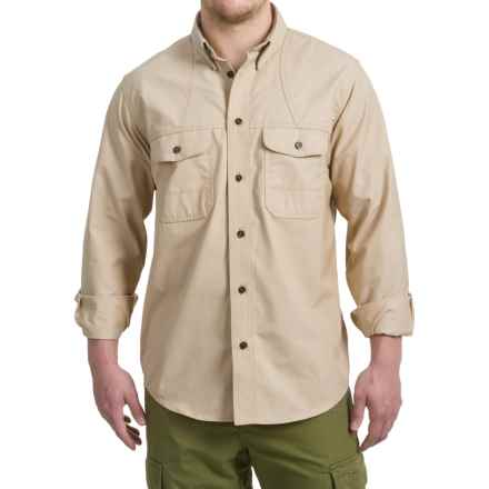 Filson Plaid Hunting Shirt - Long Sleeve (For Men) in Tan - Closeouts