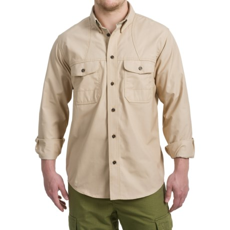 Filson Plaid Hunting Shirt - Long Sleeve (For Men)