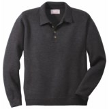 Filson Polo Sweater - Merino Wool (For Men)