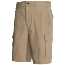 Filson Poplin Angler Shorts (For Men) in Khaki - Closeouts