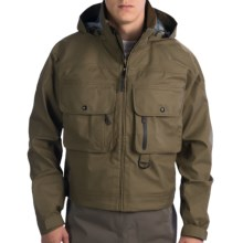 Filson Pro Guide Wading Jacket - Waterproof (For Men) in River Green - Closeouts