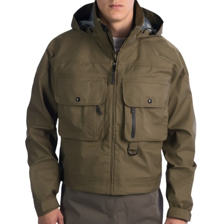 Filson Pro Guide Wading Jacket - Waterproof (For Men) in River Green