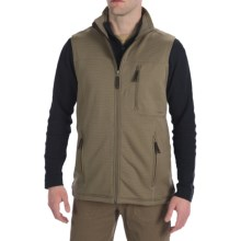 Filson Riverside Fleece Vest (For Men) in Chestnut - Closeouts