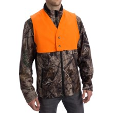Filson Safety Vest - Blaze Orange (For Men) in Blaze Orange - Closeouts